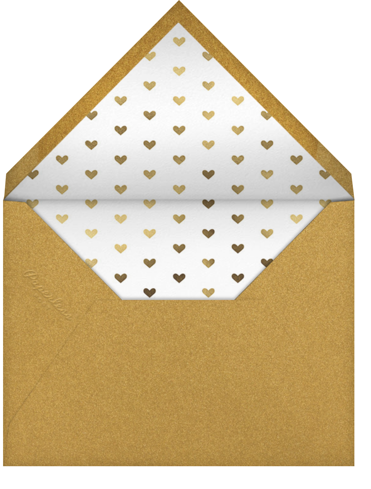 Happy Mothers Day Script - Pink - Paperless Post - Envelope