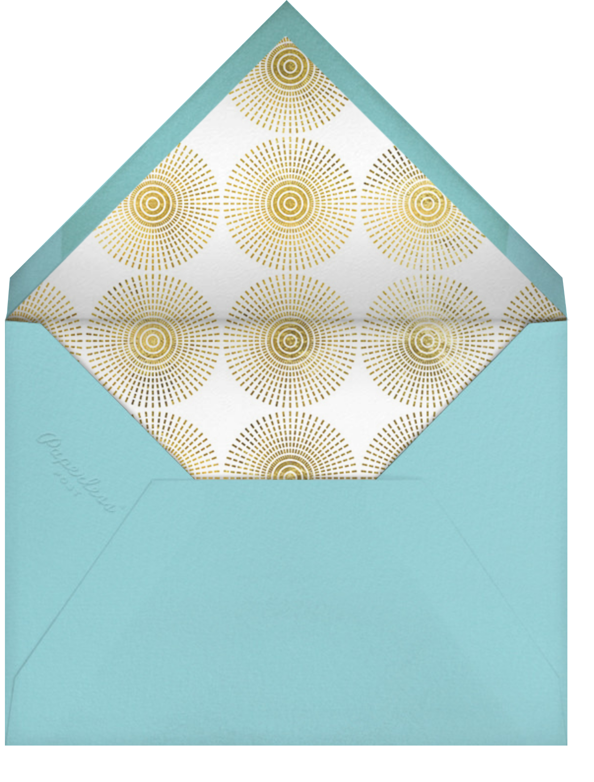 Fire Island Works - Jonathan Adler - 4th of July - envelope back