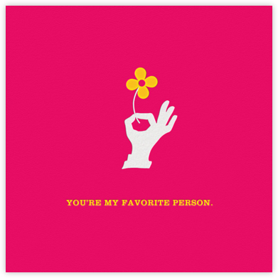 Flower Power - Jonathan Adler - Online greeting cards