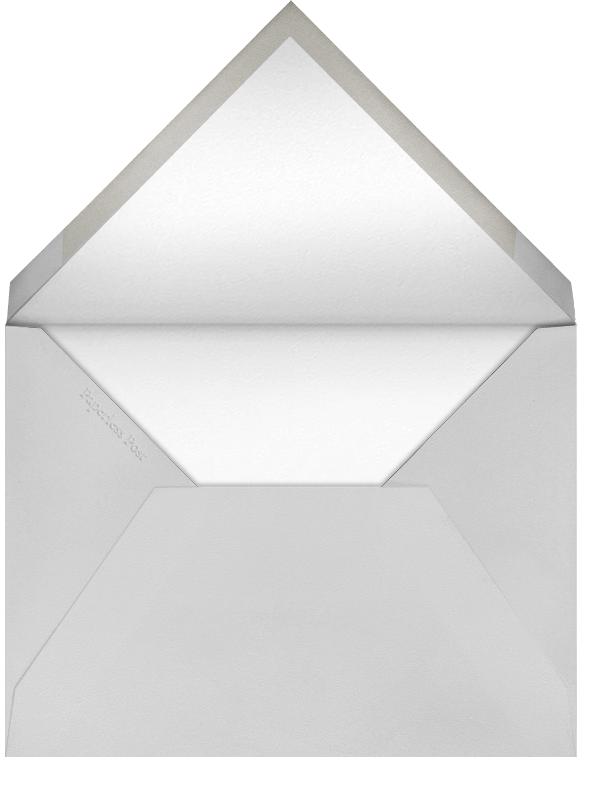 Frame Flourish - Foam - Bernard Maisner - Envelope