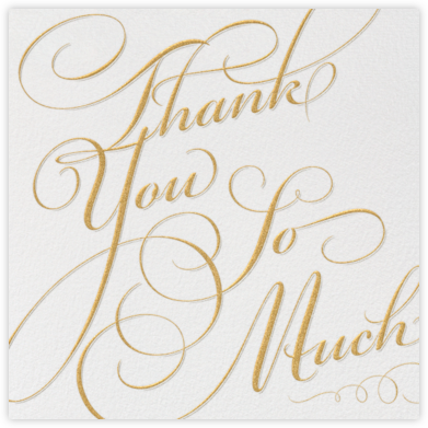 Thank you cards online at paperless post script thank you so much altavistaventures Choice Image