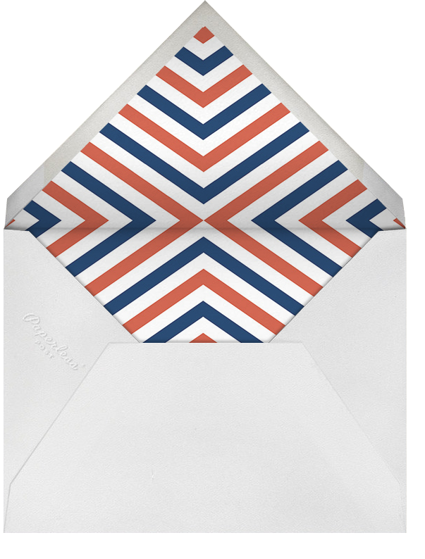 Little Birdie - Jonathan Adler - Summer entertaining - envelope back