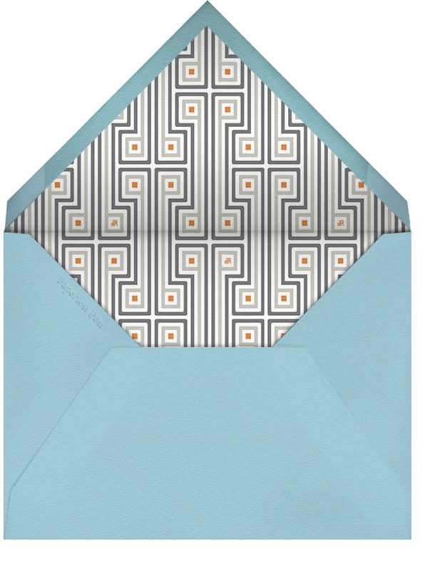 Library - Jonathan Adler - Father's Day - envelope back