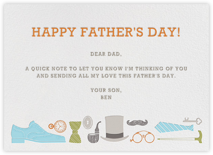 Library - Jonathan Adler - Father's Day cards