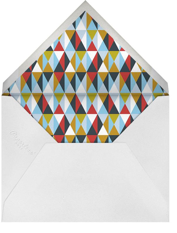 Well-Traveled - Jonathan Adler - Good luck - envelope back