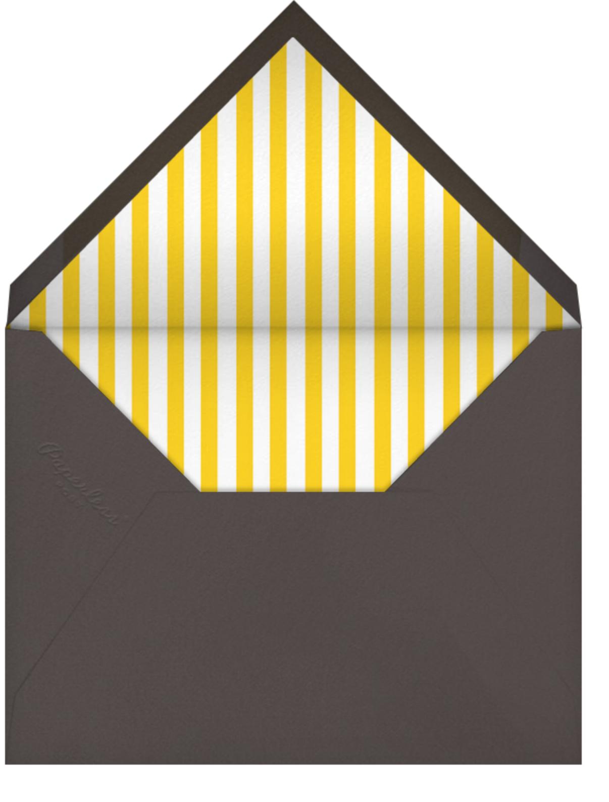 Nixon - Clay - Jonathan Adler - Cocktail party - envelope back