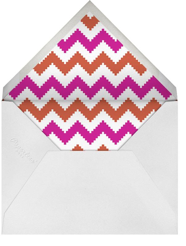 Moroccan Tiles - Jonathan Adler - Envelope
