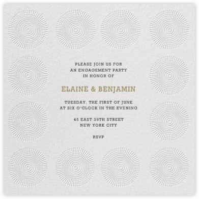 Santorini - Blind Deboss - Jonathan Adler