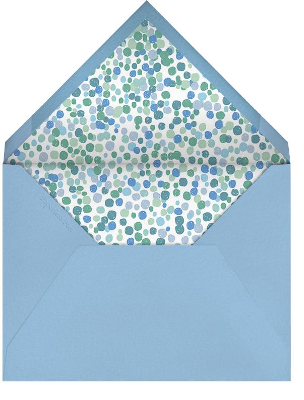 Baby Cheeks - Blue - Mr. Boddington's Studio - Birth - envelope back