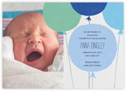 Baby Cheeks - Blue - Mr. Boddington's Studio -