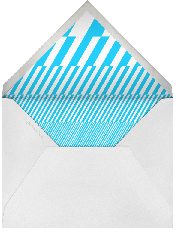 Bevel - Ivory with Blue - Paperless Post - null - envelope back