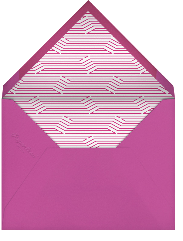 Oyster - Paperless Post - Bachelorette party - envelope back