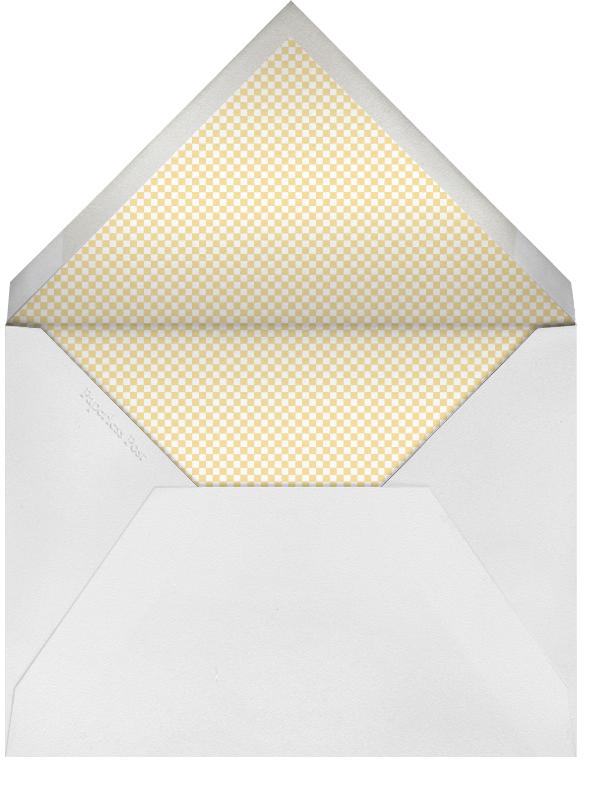 Nursery Rhyme - Paperless Post - Baptism  - envelope back