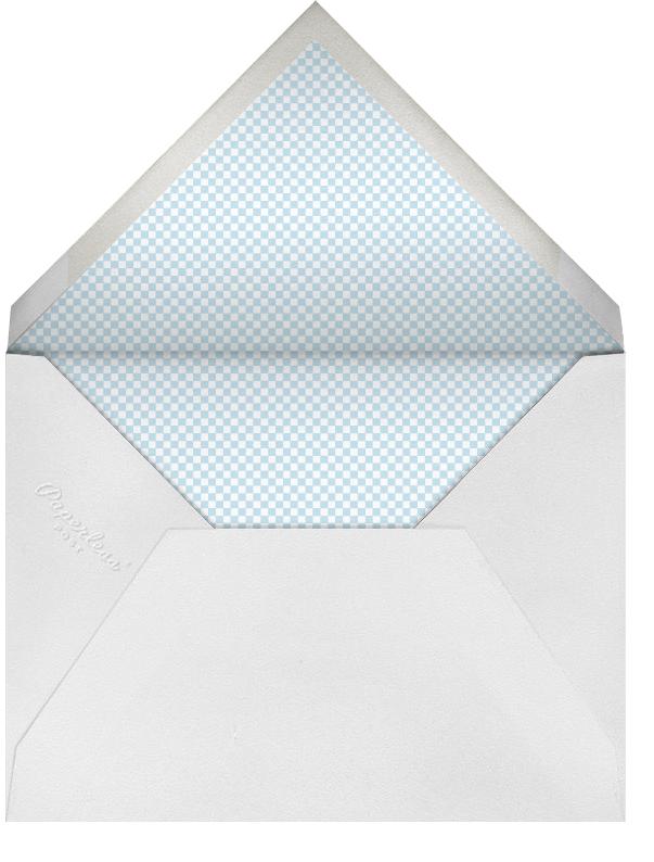 Squared Corner Frame - Light blue - Paperless Post - Birth - envelope back