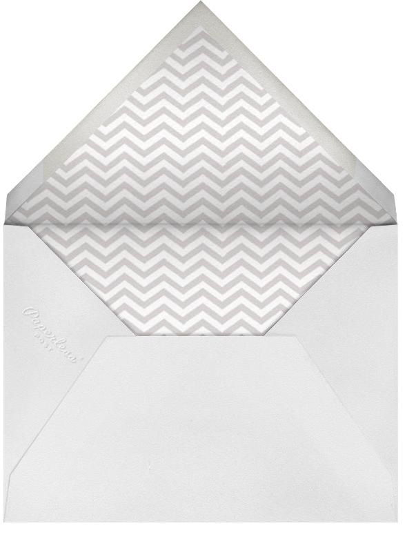 Friendly Beasts - Paperless Post - Kids' birthday - envelope back