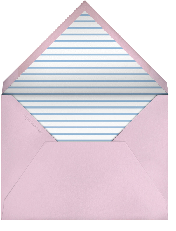 Rectangular Border - Blush - Paperless Post - null - envelope back