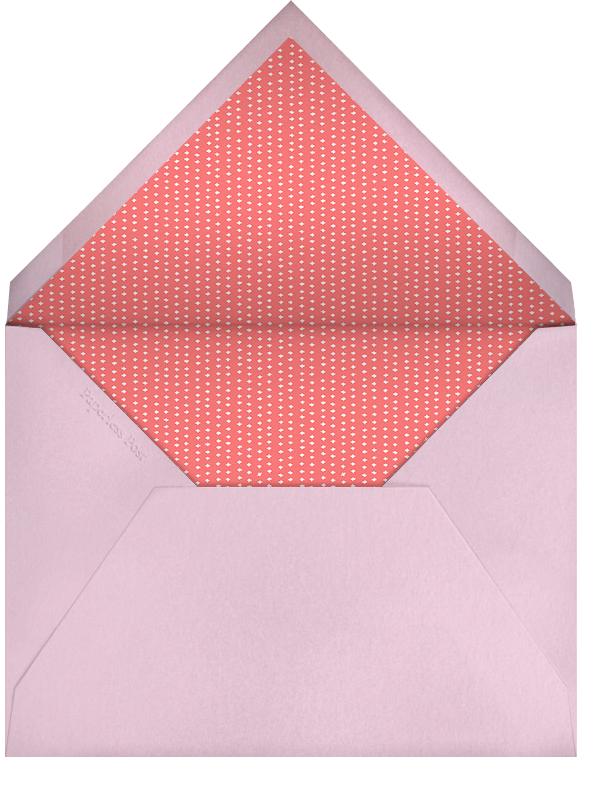 Bellflower - Mauve - Paperless Post - Kids' stationery - envelope back