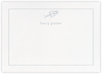 Mignonette Horizontal - Pacific - Paperless Post - Baby and kids' stationery