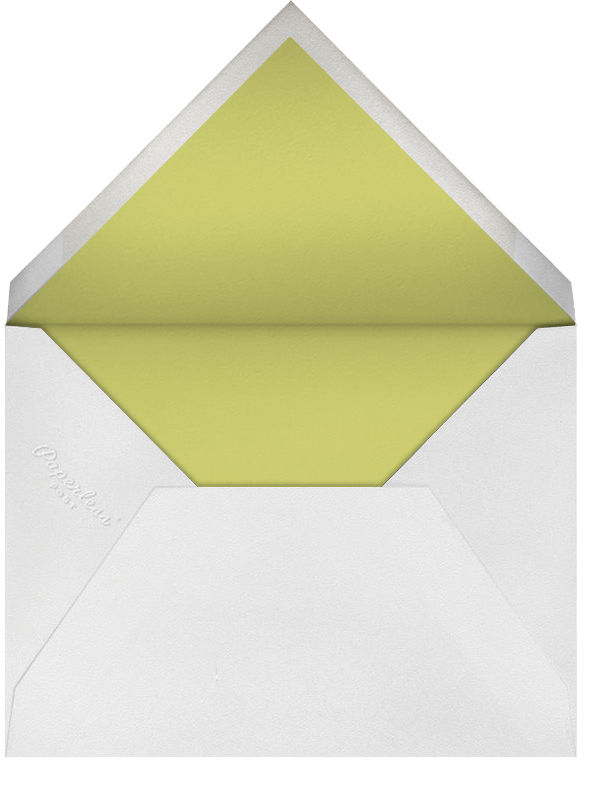Insect Collection - Paperless Post - Adult birthday - envelope back