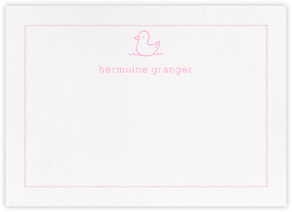 Mignonette Horizontal - Blush   horizontal