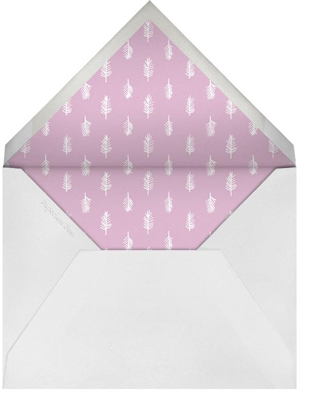 Baby Lamb - Girl - Paperless Post - Envelope