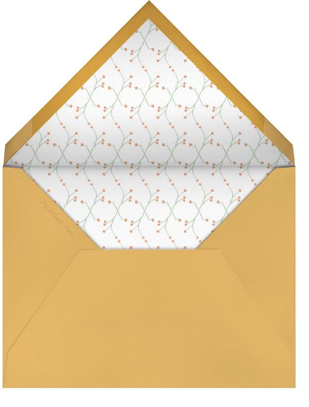 Bramble Garland - Paperless Post - Birth - envelope back
