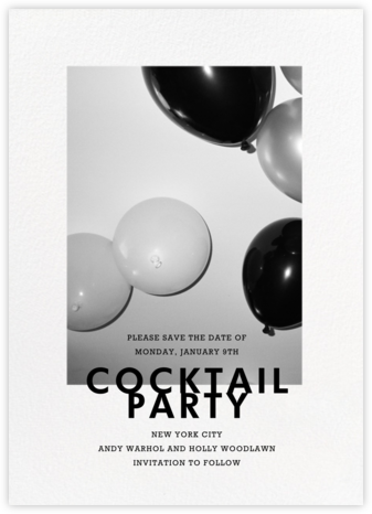 Vertical Overlap - Paperless Post - Online Party Invitations