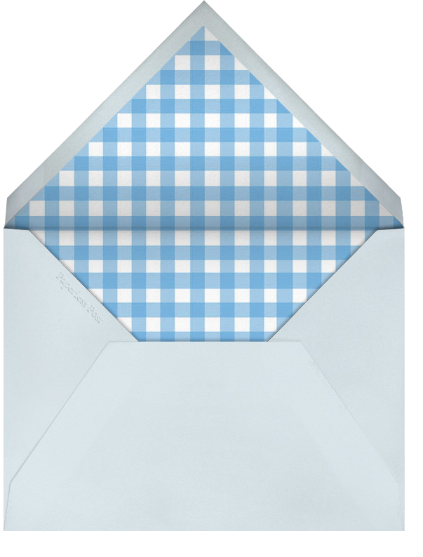 All Fired Up - Paperless Post - Barbecue - envelope back
