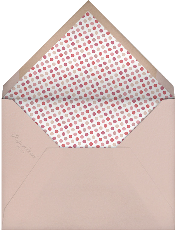 Bandwidth - Antique Pink - Paperless Post - Birth - envelope back
