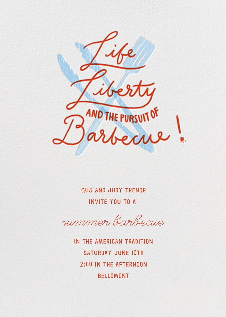 Life Liberty - Paperless Post -