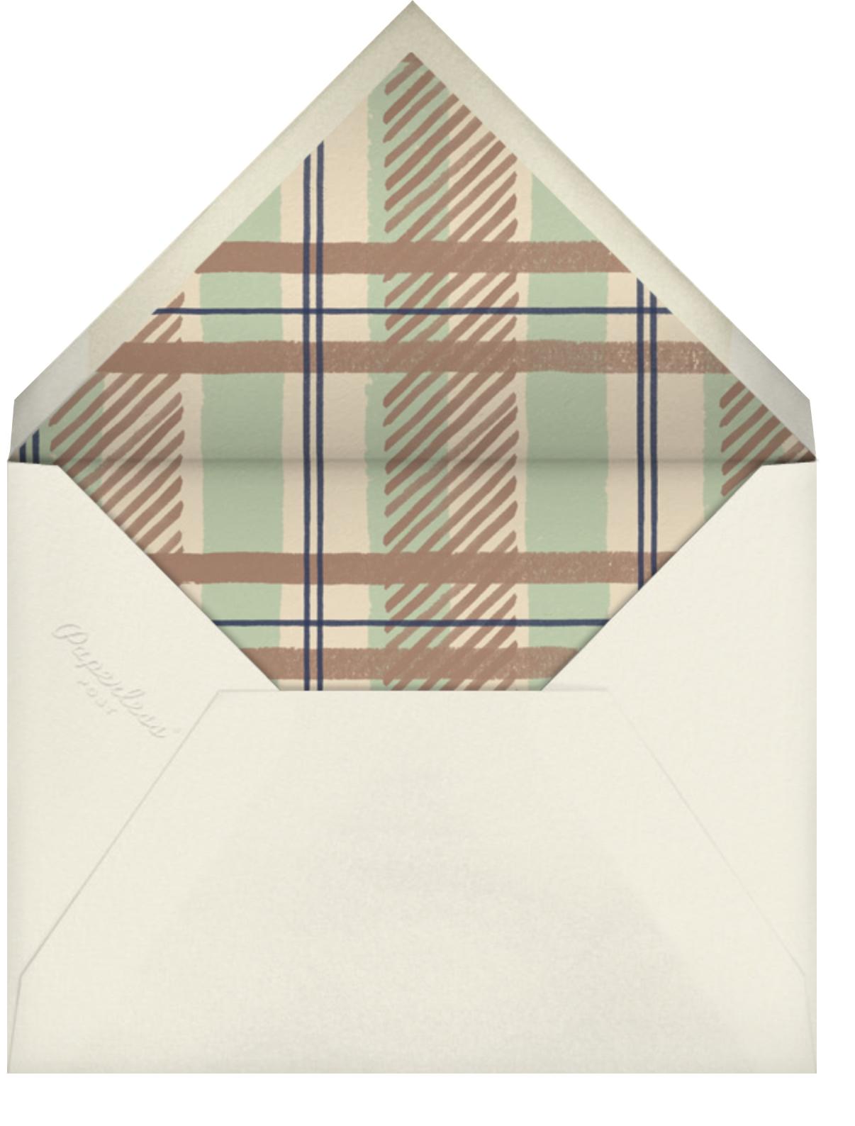 Pantanela - Paperless Post - Adult birthday - envelope back