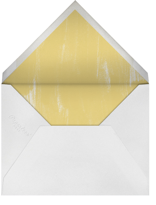 Island Ikat Horizontal - Berry Loden - Oscar de la Renta - Envelope