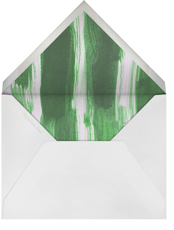 Dot and Dash - Ivy - Oscar de la Renta - Envelope