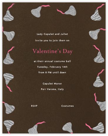 Kisses (Valrhona) - Paperless Post -