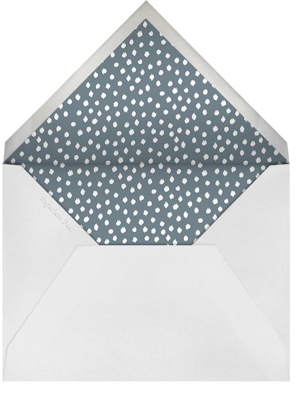 Flora - Blue - Oscar de la Renta - Envelope