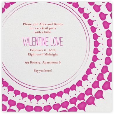 Spread The Love - Magenta - Mr. Boddington's Studio -