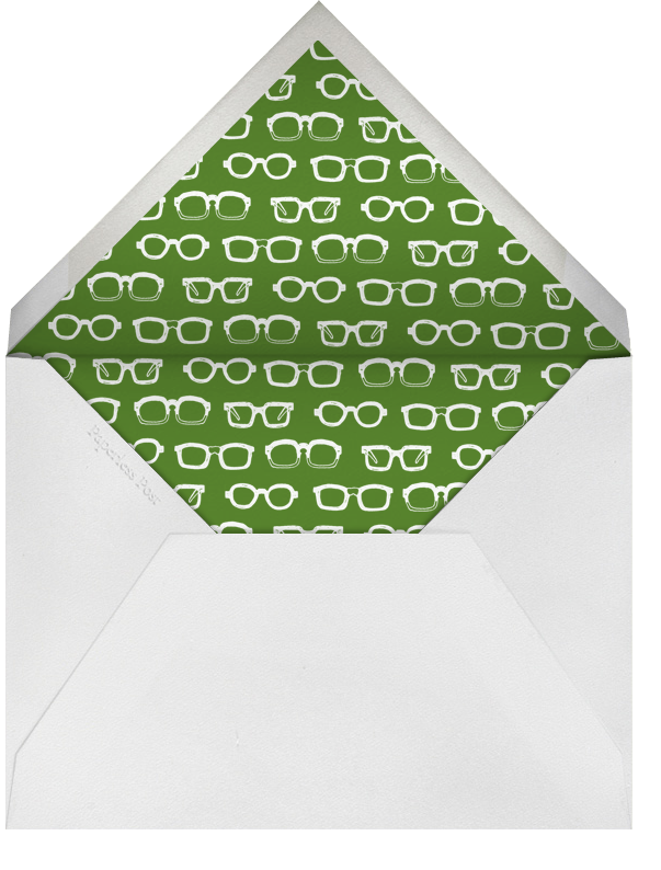 Smart Worm - Paperless Post - Back-to-school - envelope back