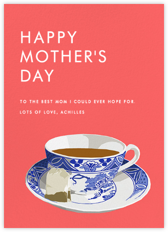 Cup of Tea - Hannah Berman - Mother's Day Cards