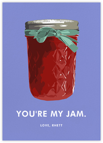 Jam - Hannah Berman - Valentine's day cards