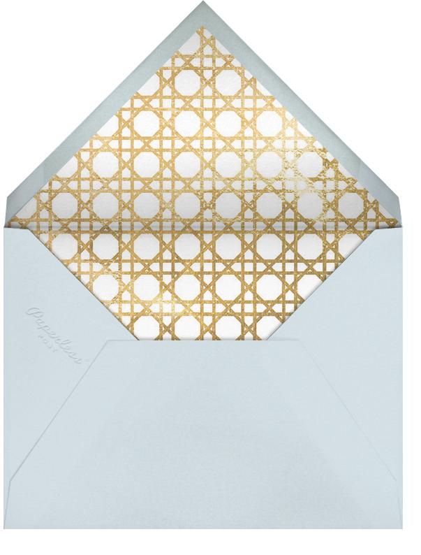 Southampton - Frost/Gold - Jonathan Adler - null - envelope back