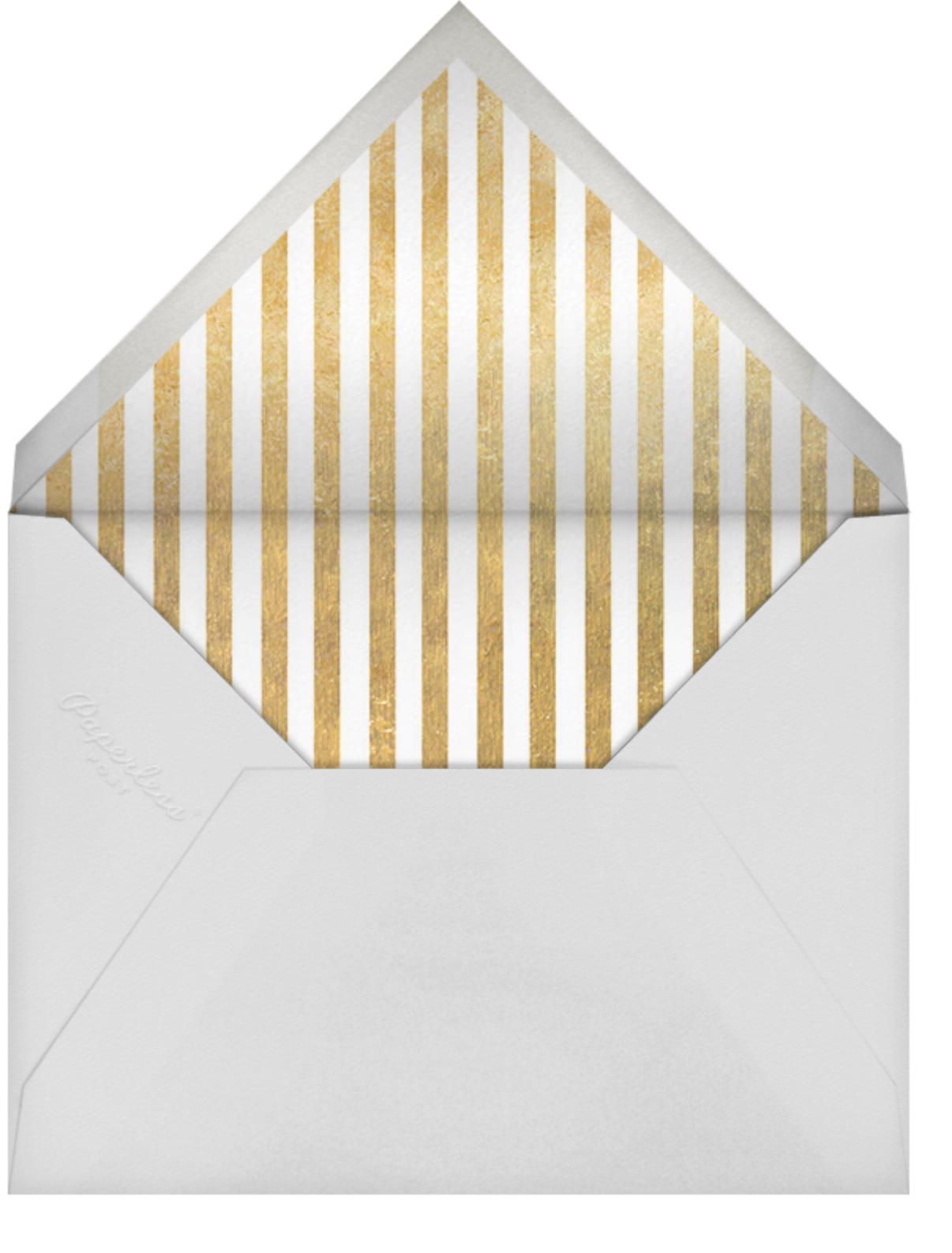 Nixon - Blind Gold - Jonathan Adler - null - envelope back