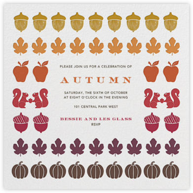 Autumn Stash - Jonathan Adler
