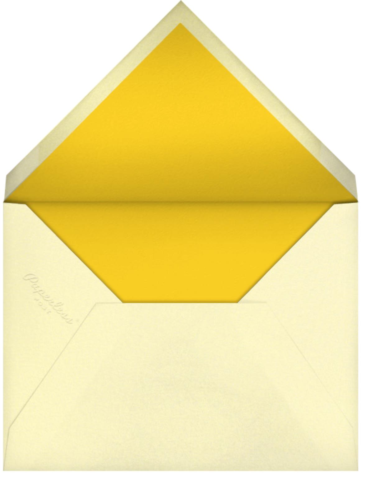 Tree Rings - Congratulations (Graduation) - Paperless Post - Graduation - envelope back