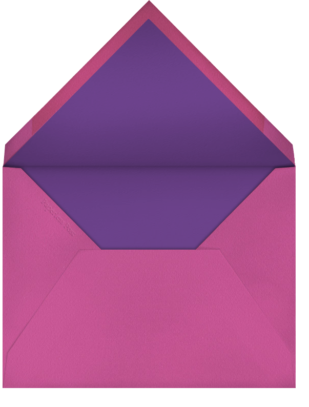 One Plus One Equals Three - Anniversary - Paperless Post - Anniversary cards - envelope back