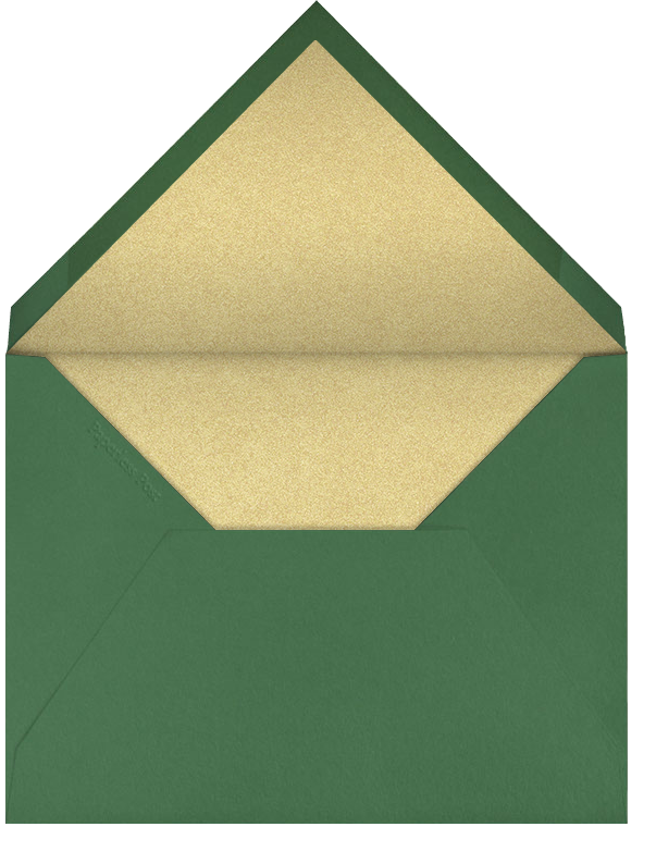 Lederhosen - Paperless Post - Oktoberfest - envelope back
