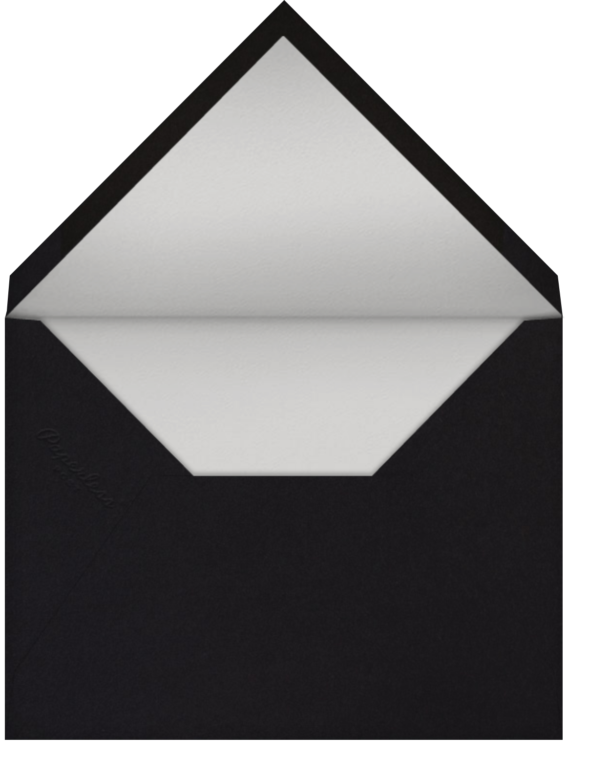 Birthday By Definition - Paperless Post - Birthday - envelope back