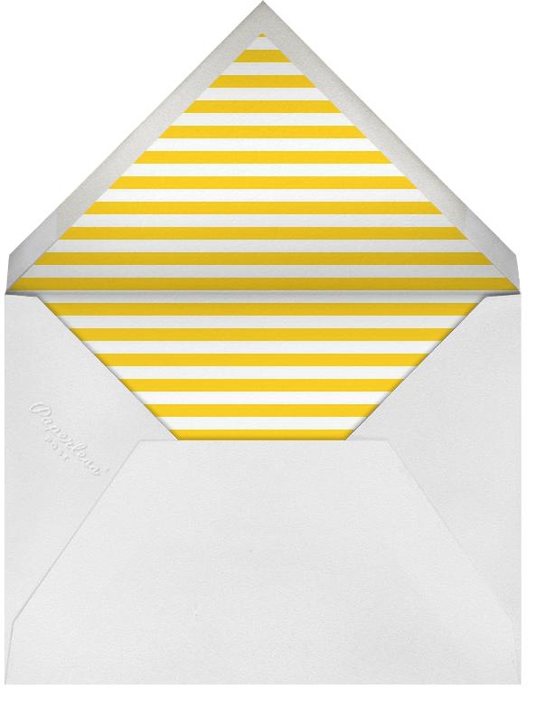 Lucky Cat - Birthday - Paperless Post - Birthday - envelope back
