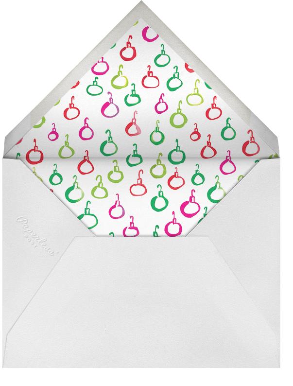 Merry Merry Ombre - Linda and Harriett - Linda & Harriett holiday - envelope back