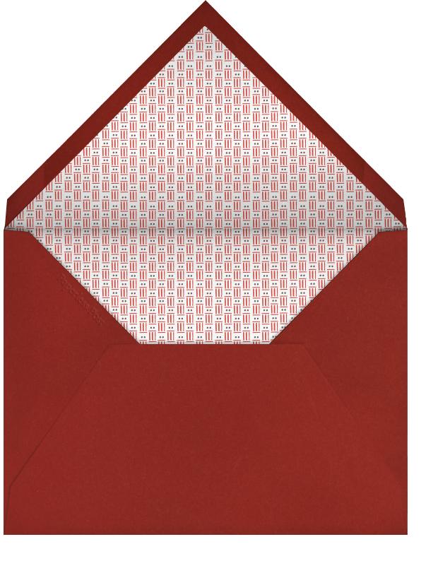 Ready for Santa - Forest - Mr. Boddington's Studio - Envelope