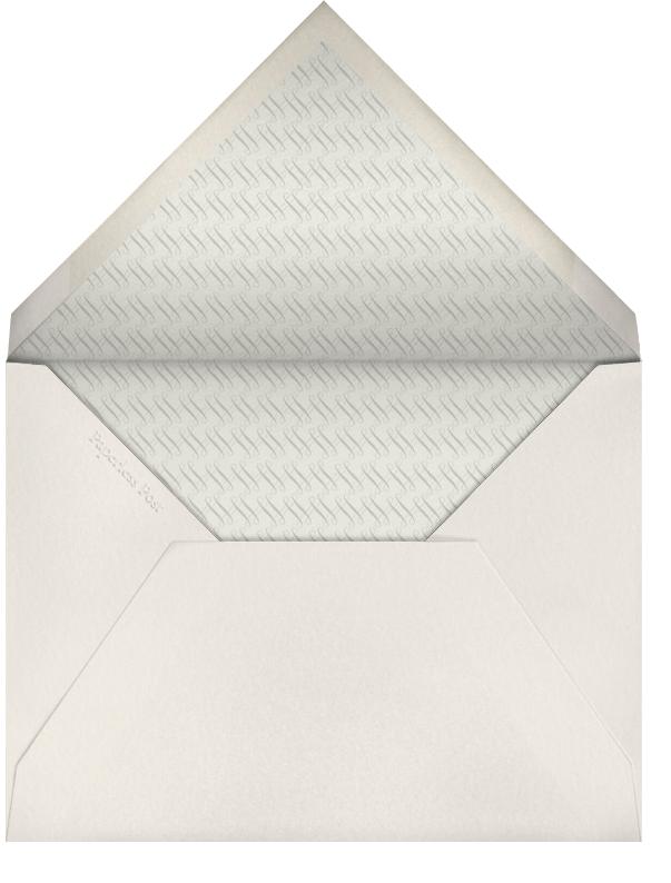 BYOB - Derek Blasberg - Cocktail party - envelope back